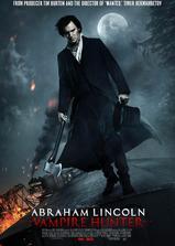吸血鬼猎人林肯海报