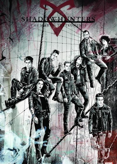 暗影猎人 第三季海报