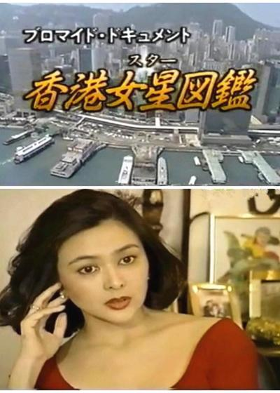 香港女星图鉴海报