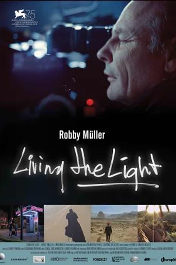 罗比·穆勒:光影人生