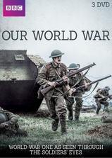 我们的世界大战海报