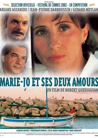 玛丽乔的两个情人海报