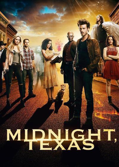 德州午夜 第一季海报