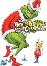 格林奇是如何偷走圣诞节的海报
