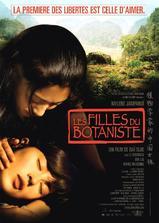 植物学家的中国女孩海报