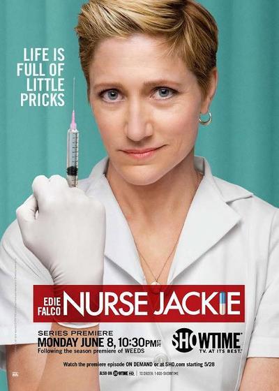 护士当家 第一季海报