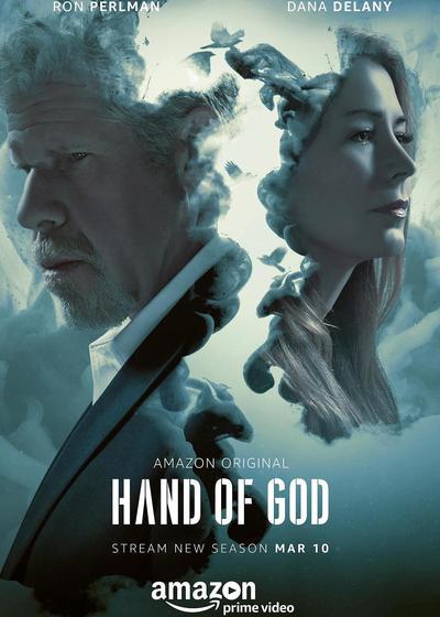 上帝之手 第二季海报