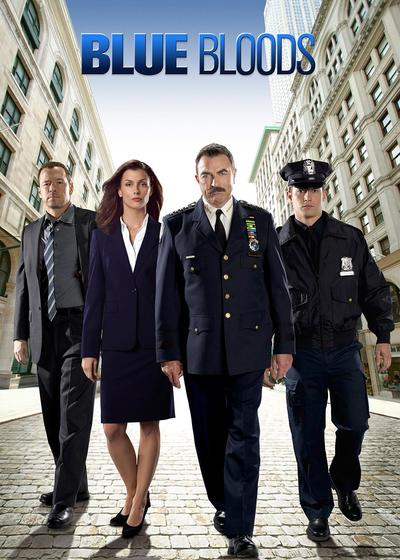 警察世家 第五季海报