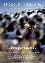 人类三部曲之一:巴黎人海报