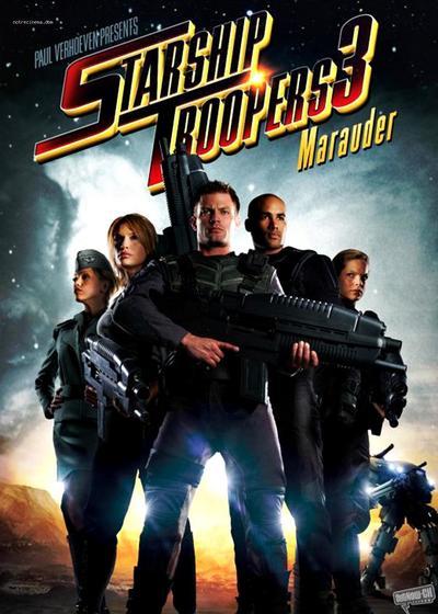 星河战队3:掠夺者海报