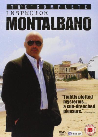 蒙塔巴诺督查 第一季海报