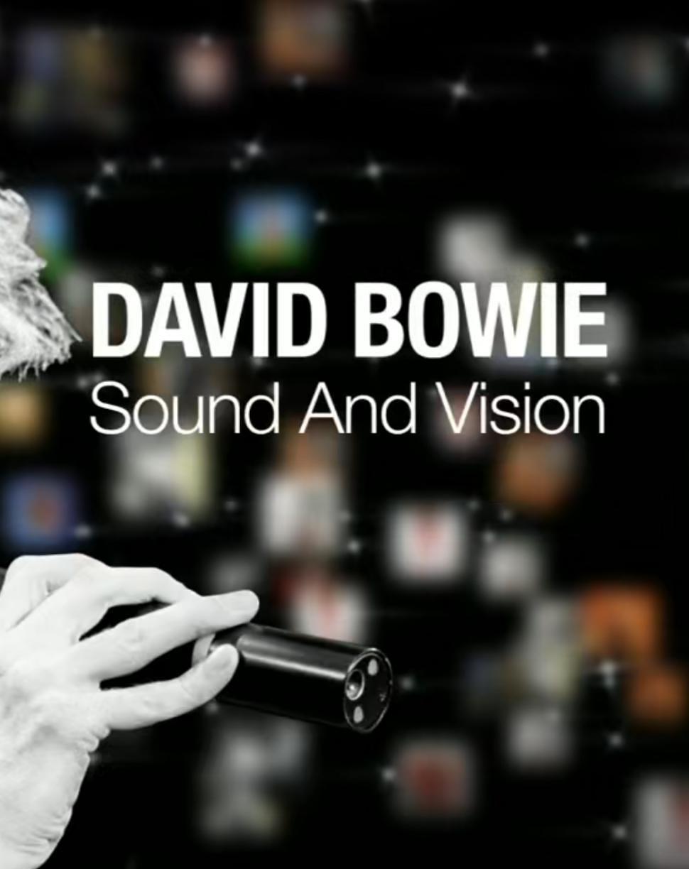 大卫·鲍伊:声音和视觉