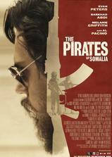 索马里海盗海报