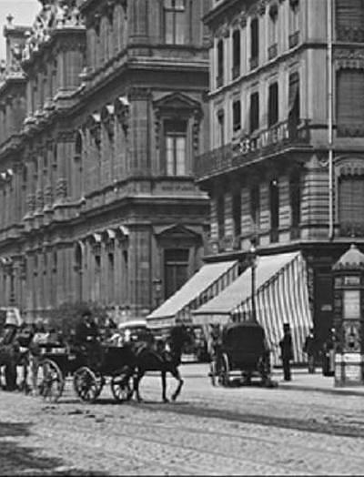 里昂戈德里埃广场