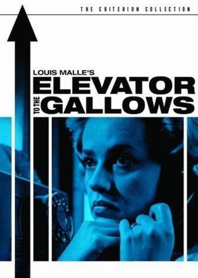 通往绞刑架的电梯海报