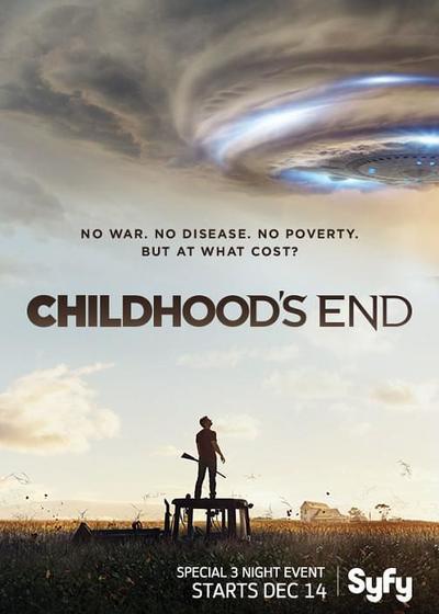 童年的终结海报