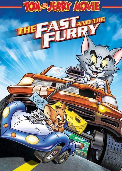 猫和老鼠: 飆风天王海报