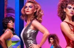 美女摔角联盟 第二季