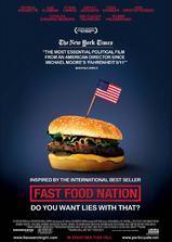 快餐国家海报