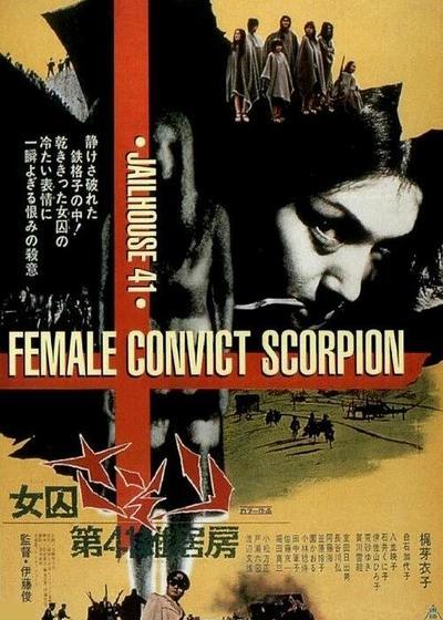 第41号女囚房海报
