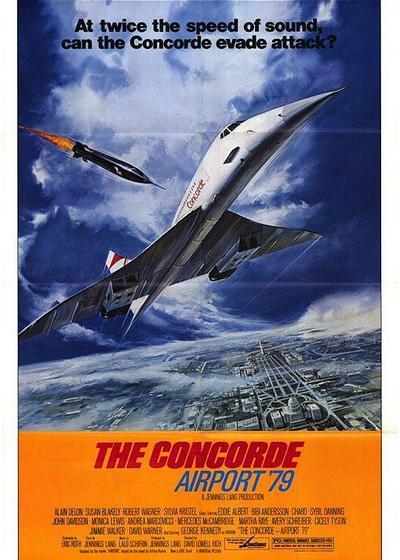 国际机场1979海报