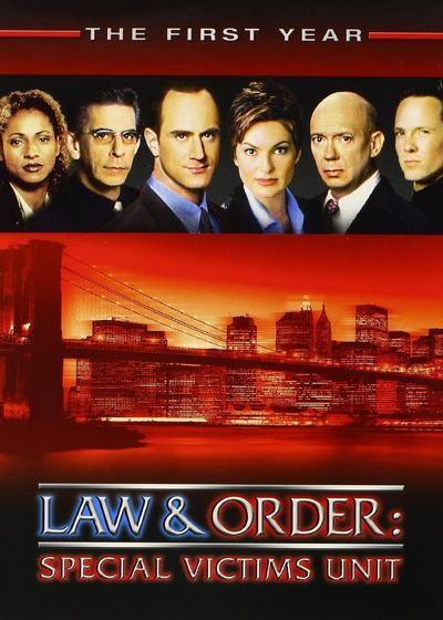 法律与秩序:特殊受害者 第一季海报