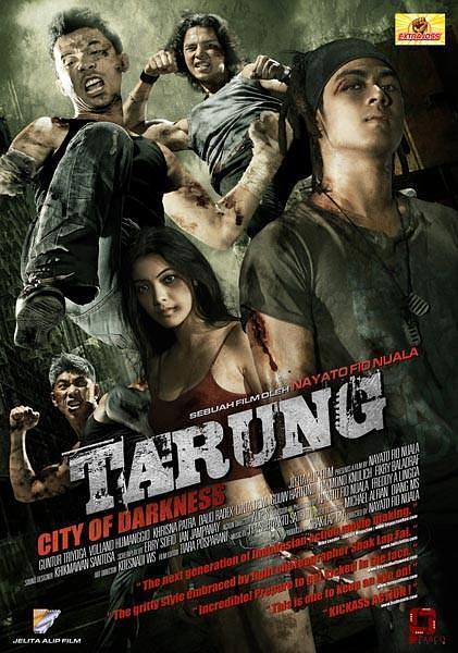 黑暗之城Tarung
