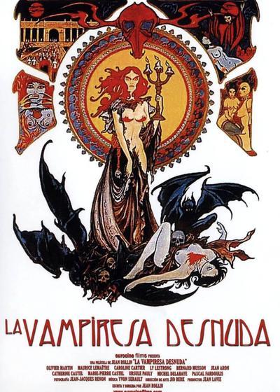 赤裸吸血鬼海报