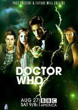 神秘博士  第六季海报