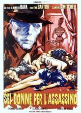 血与黑蕾丝海报