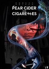 梨酒与香烟海报
