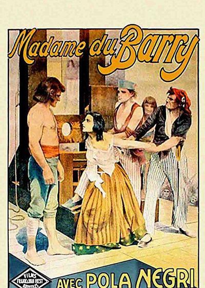 杜巴里夫人海报