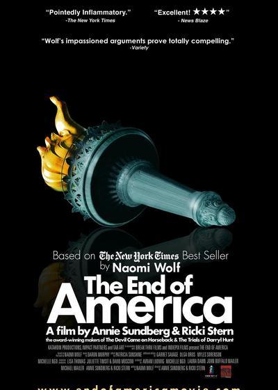美国的末日海报