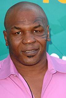 迈克·泰森 Mike Tyson演员