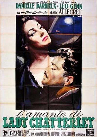 查泰莱夫人的情人海报