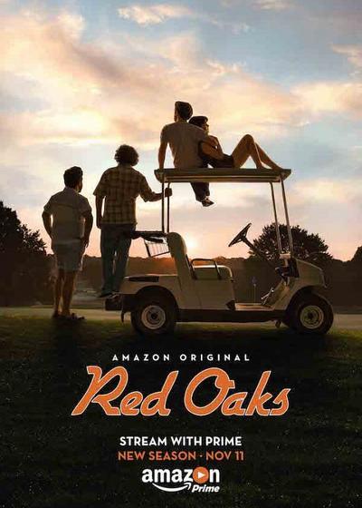 红橡树 第二季海报