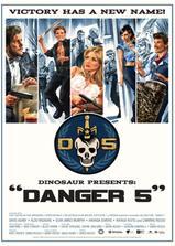 危险5人组海报