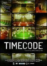 时间代码海报
