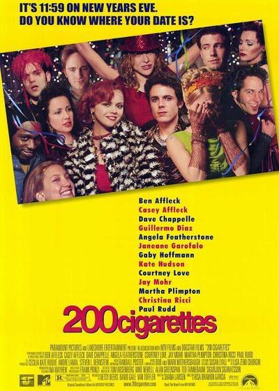 200支香烟海报