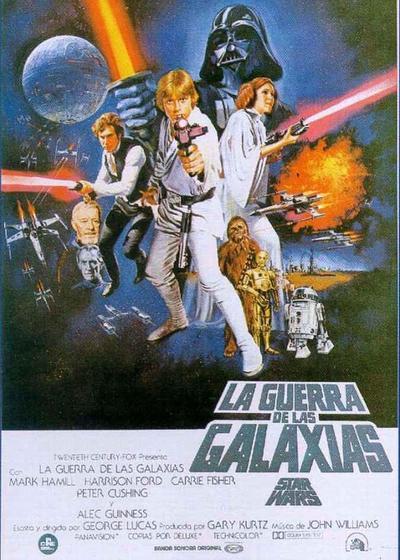 星球大战海报