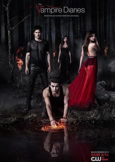 吸血鬼日记 第五季海报