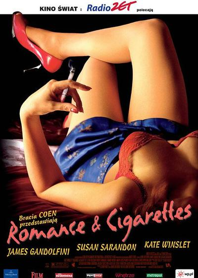 爱情和香烟海报