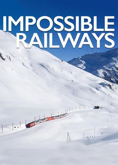 铁路工程之最海报