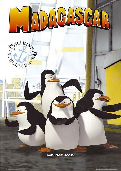 马达加斯加企鹅 第一季