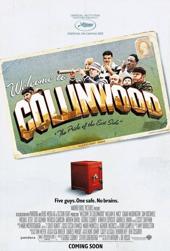 欢迎来到科林伍德