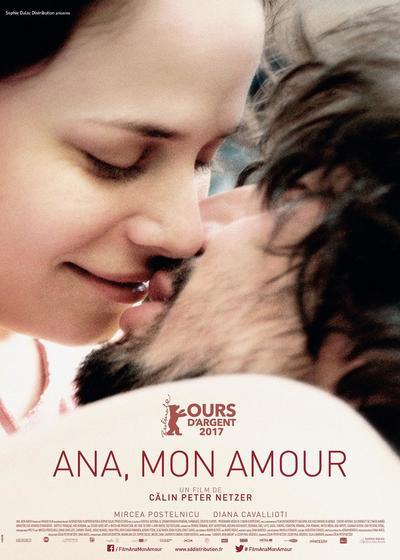 安娜,我的爱海报