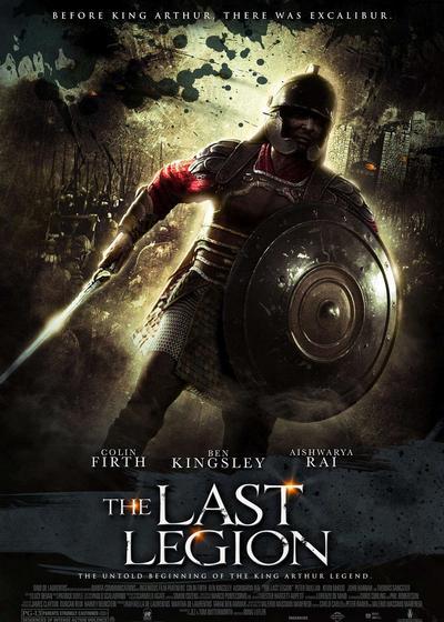 最后的兵团海报