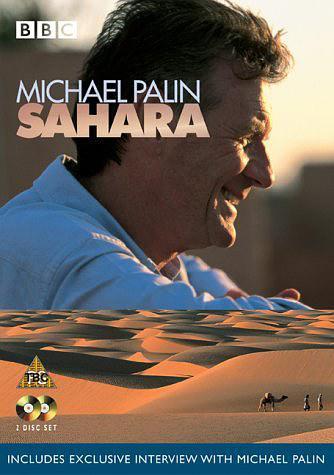 撒哈拉大漠之旅海报