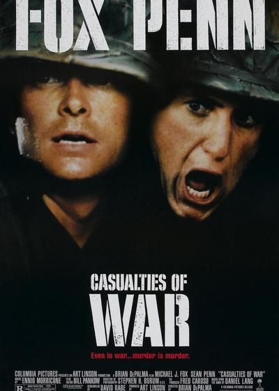 越战创伤海报