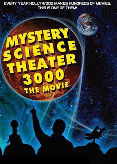 神秘科学影院3000海报